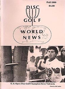Disc Golf World News v4n3 Fall90