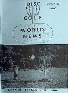 Disc Golf World News v5n4 Winter91