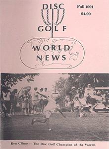 Disc Golf World News v5n3 Fall91