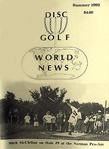 Disc Golf World News v6n2 Summer92