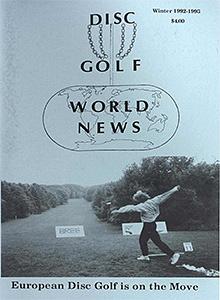 Disc Golf World News v7n4 Winter93