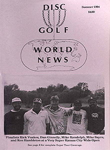 Disc Golf World News v8n2 Summer94