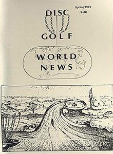 Disc Golf World News v8n1 Spring94