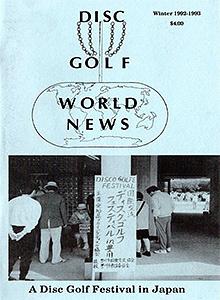 Disc Golf World News v6n4 Winter92
