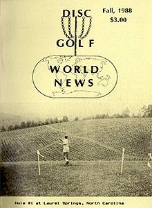 Disc Golf World News v2n3 Fall88