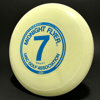 Midnight Flyer #7—41F Mold—Light Blue