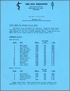 DGA Newsletter 1977-11