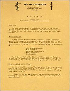 DGA Newsletter 1978-01