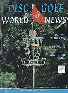 Disc Golf World News v9#33 Spring95