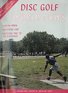 Disc Golf World News v9#34 Summer95