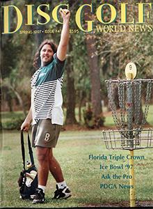 Disc Golf World News v11#41 Spring97