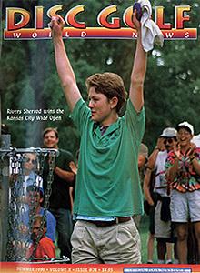 Disc Golf World News v10#38 Summer96