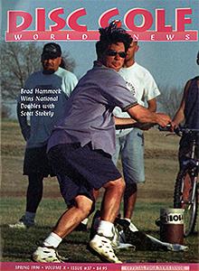 Disc Golf World News v10#37 Spring96