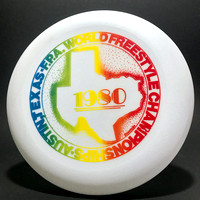 1980 FPA Worlds—Austin—Floater—White—Rainbow
