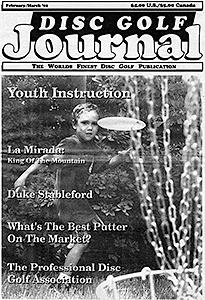 Disc Golf Journal v1n5 Feb-Mar92