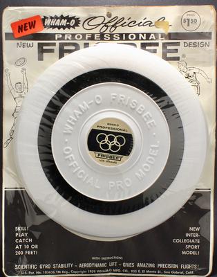 Original Official Pro Model Frisbee