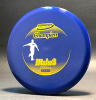 Mako3, Champion—The Disc Golf Guy—Blue—Yellow, White