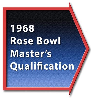 1968 Rose Bowl