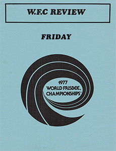 1977 WFC Review-Friday, August 26