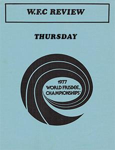 1977 WFC Review-Thursday, August 25