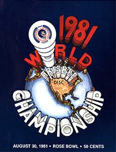 1981 WFC Program
