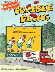 Nickelodeon Frisbee Fling