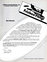 Frisbee Fling Educator Booklet thumbnail