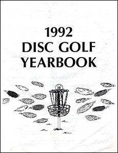 1992 Disc Golf Yearbook (Austin, TX)