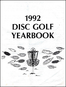 1992 Disc Golf Yearbook (Austin, TX) thumb