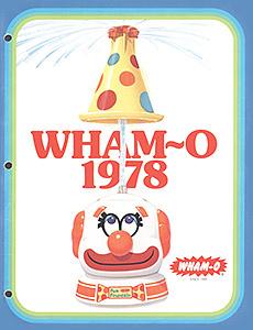 Wham-O Catalog 1978