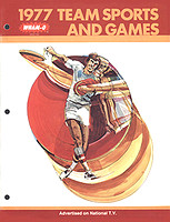 Wham-O Team Sports Catalog 1977 thumb