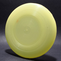 Kransco—Unknown Prototype Mold #2—Surf's Up Fruit Snacks—Yellow