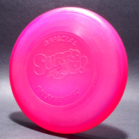Kransco—Unknown Prototype Mold #5—Surf's Up Fruit Snacks—Pink