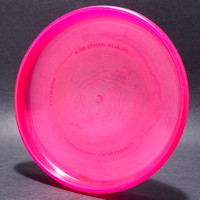 Kransco—Unknown Prototype Mold #5 Bottom—Surf's Up Fruit Snacks—Pink
