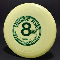 Midnight Flyer #8—Player Line—DGA Approved—40G* mold—Green