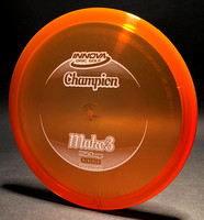 Mako, Champion—Broken Circle—Orange—White