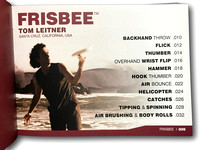 Book of Cool—Frisbee—Tom Leitner