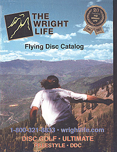 The Wright Life Catalog—2001