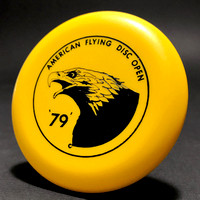 AFDO, 1979—Discraft Micro—Yellow—Black