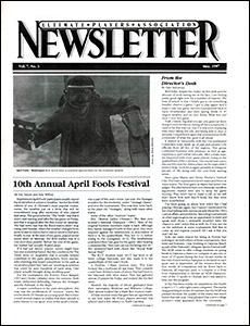 UPA Newsletter v7n03 May87
