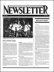 UPA Newsletter v8n03 May88
