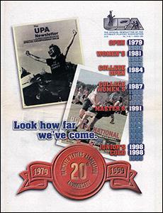 UPA Newsletter v19n01 Mar99
