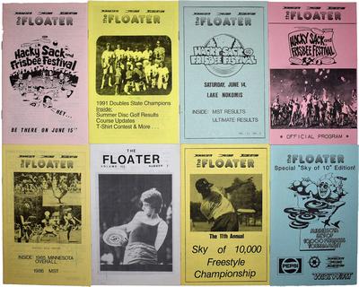The Floater Newsletter