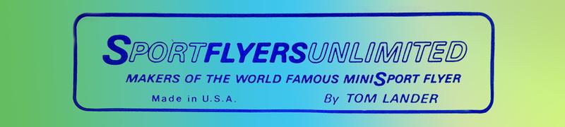 Sportflyer Unlimited masthead