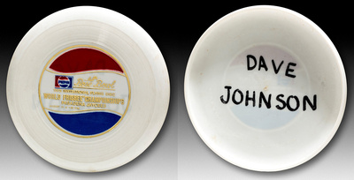 1975 Rose Bowl Winning Distance Disc