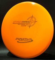 Mako, Star—Innova Mini Star, Swoosh—Orange—Metallic Orange