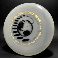 1980 FPA New World Tour—Discraft Sky-Styler—Unpigmented—Gold, Black